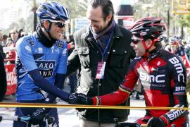 Im Schatten von Alberto Contador