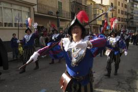 Mallorca-Orangen für den rheinischen Karneval