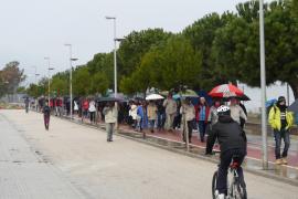 Son Servera – Demo für Straßeneröffnung