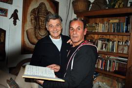 Rodolfo Olocco (l.) und Julián Díaz: Heute ist das Ehepaar 13 Jahre verheiratet.