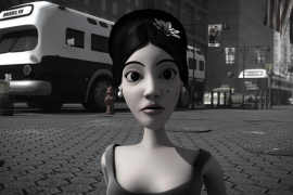 "Animationsfilm ""Ella"""