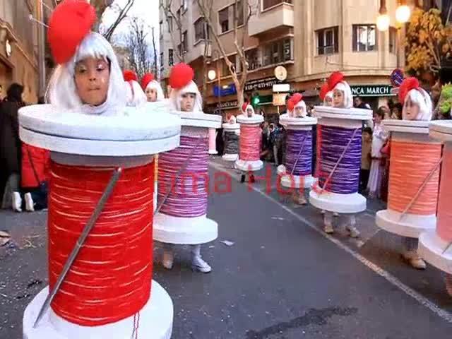 """Karnevalsumzug """"Sa Rua"""" Palma 2012"""