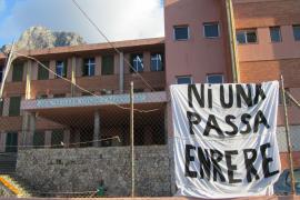 Studentenprotest auf Palmas Avenidas