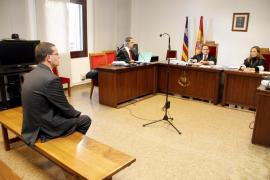 Acht Jahre Amtsverbot: Ex-Bürgermeister Bartomeu Alzina vor Gericht.