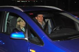 Urdangarin und seine Frau Cristina am Freitagabend nach der Ankunft auf Mallorca.
