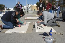 Portocolom – Demonstration gegen neue Liegeplätze