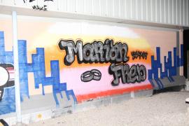 Mehr als 10.000 Grafittis im Jahr