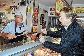 Steffen Müller mag das ursprüngliche Son Rapinya im Laden seines Namensvetters Daniel Molinero.