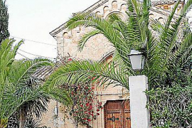 Die romantische Kirche San Bartolomeu ist auch bei Paaren aus Palmas Innenstadt sehr beliebt als Hochzeitskirche, trotz ihrer La