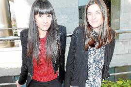 Die mallorquinischen Modedesignerinnen: Esperanza Perelló (l.) und Laura Negre