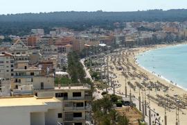 Kein Geld für Sanierung der Playa de Palma