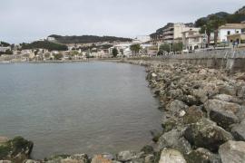 Neuer Strand für Port de Sóller