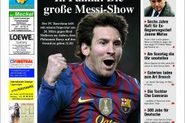 In Palma: Die große Messi-Show