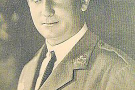 Ramón Franco war eine schillernde Persönlichkeit. Der Flugpionier rebellierte 1930 gegen den König, saß als Abgeordneter der kat
