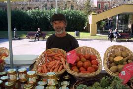 Nur Erzeuger dürfen ihre Ware auf dem Markt anbieten.