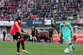 Drückte dem Spiel nicht wie gewohnt seinen Stempel auf, spielte dennoch stark: Leo Messi.