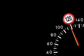 Bald schneller als Tempo 120?