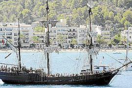 "Port de Söller: An Bord des historischen Segelschiffes ""Earl of Pembroke"" drehte unter anderem tom Hanks."