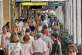 Geschäfte in Palma dürfen an Feiertagen öffnen