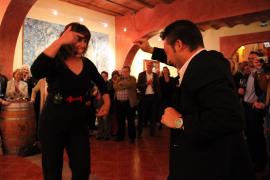 Die Bodega tanzt: Vino und Rumba auf Deutsch