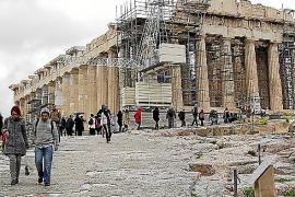 Das zeigt die Akropolis in Athen. Ein Besuch am Ende der MM-Leserreise ist wohl Pflicht ...