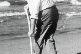"""Miró litt unter dem Franco-Regime. """"Eine Weile hielt er die Welt für verloren. In jener Zeit hat er kaum gearbeitet und nur noch"""