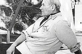 1940 kam Joan Miró nach Palma und kaufte ein Haus in Calamajor.