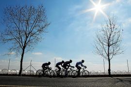 Radfahrer: Für Mallorca eine wichtige Tourismuskonstante in schwierigen Zeiten.