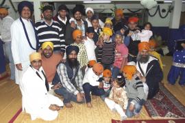 Sikhs und Orthodoxe begehen ihre Feste