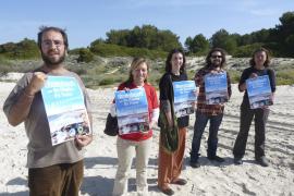 Am Sonntag wird ab 11 Uhr am Es Trenc Strand demonstriert.
