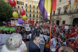 Mai-Proteste gegen Krankenhaus-Schließungen