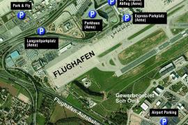 Parken am Airport