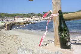 Cala Rajada – Kampf den Trinkgelagen