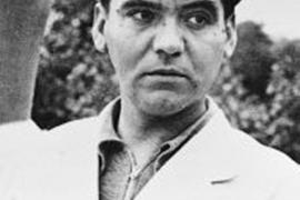 Spaniens bedeutendster Poet des 20. Jahrhunderts: Federico García Lorca (1898-1936).