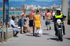 Playa de Palma: Polizei macht ernst