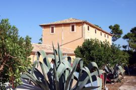 Landgut und Museums-Finca Son Real bei Santa Margalida.
