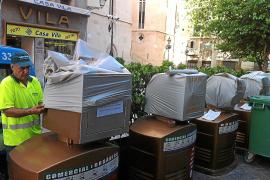 Müllroboter mit Ladehemmung