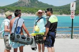 Cala Rajada: Urlauber können Geldstrafe abarbeiten