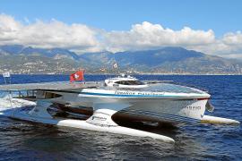 "Solarkatamaran ""Planetsolar"" kommt nach Mallorca"