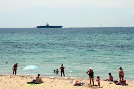 US-Flugzeugträger vor Mallorca