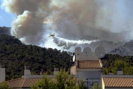 Feuer in Son Caliu unter Kontrolle