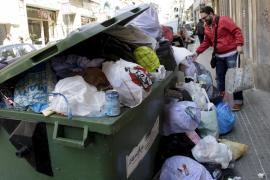 In Palma drohen 13 Tage Müllstreik