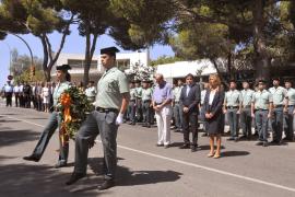 Calvià gedenkt ermordeter Polizeibeamter