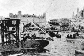 1920 landete erstmals ein Wasserflugzeug in der Bucht von Palma. Die Sensation: Es brachte tagesaktuelle Zeitungen aus Barcelona