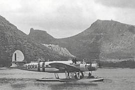 Im Spanischen Bürgerkrieg (1936-1939) wurde die Bucht von Pollença zur Militärbasis von Franquisten, Italienern, Legion Condor.