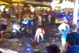 Video zeigt Massenschlägerei in der Schinkenstraße