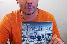 """Der Historiker Xavier Terrasa mit seiner siebten Buchpublikation: """"Así era El Molinar"""""""