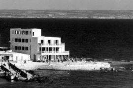 Das Hotel Portixol eröffnete im Jahre 1956 auf der Halbinsel Sa Roqueta.