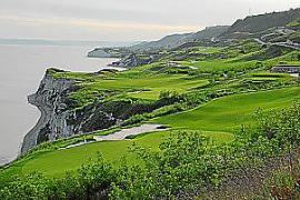 """Mit ein wenig Glück ist ein Aufenthalt im Golfresort """"Thracian Cliffs"""" an der bulgarischen Schwarzmeerküste zu gewinnen."""