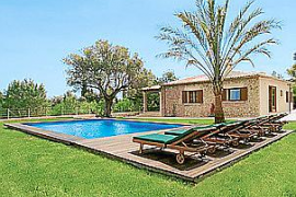 Der MC-Fincaservice sponsert Urlaub auf der Finca Gallardo bei Pollença.